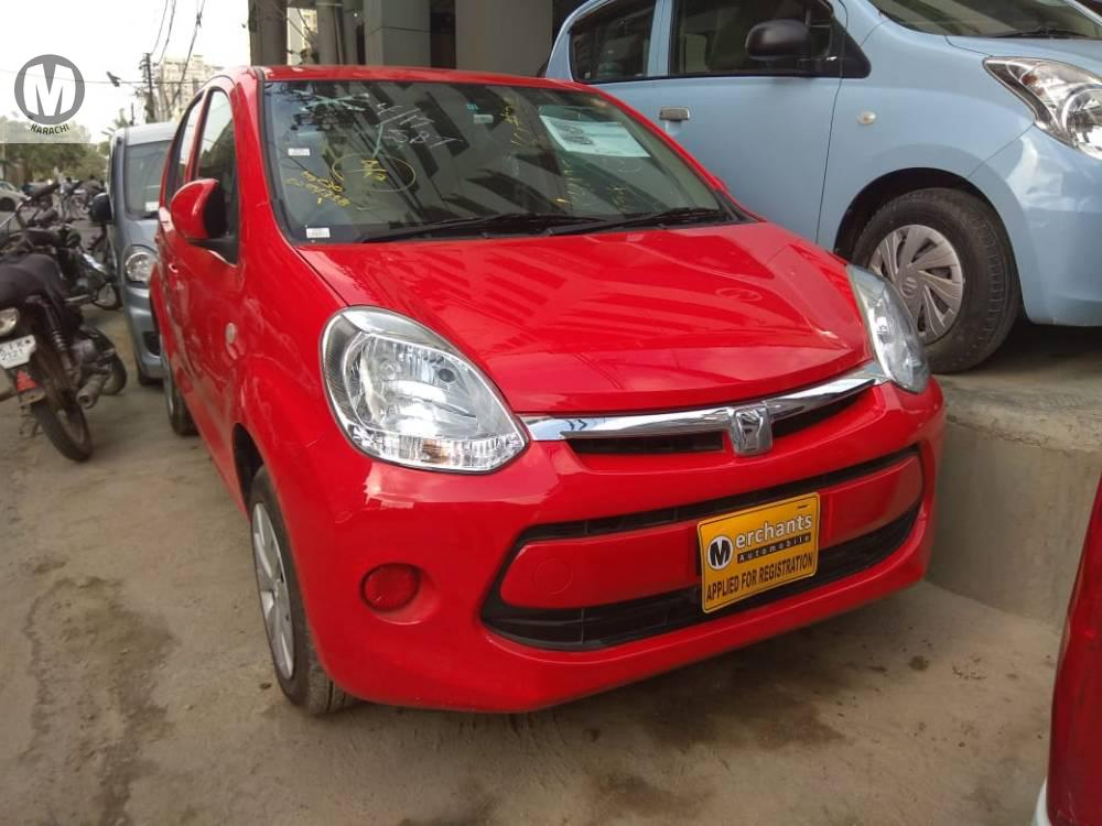 Toyota Passo XL  2015 Model  1000 cc  10,000 km  Red Colour  4 Grade   Complete Auction Sheet Available,  Just Like A Brand New Car.   ===================================   Merchants Automobile Karachi Branch,  We Offer Cars With 100% Original Auction Report Based Cars With Money Back Guarantee.  Recommended Tips To Buy Japanese Vehicle:   1. Always Check Auction Report.  2. Verify Auction Report From Someone Else.  3. Ask For Japan Yard Pics If Possible.   MAY ALLAH CURSE LIARS..