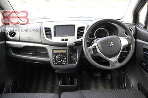 Used Suzuki Wagon R Stingray Limited 2012
