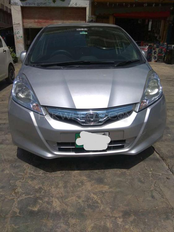 Honda Fit 1.3 Hybrid Base Grade 2011 Image-1
