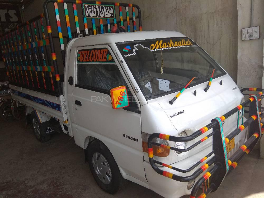 Hyundai Shehzore Pickup H-100 (With Deck and Side Wall) 2005 Image-1