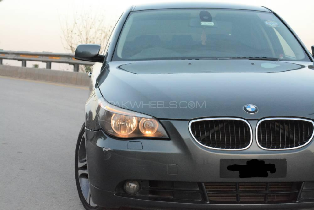 BMW 5 Series 525d 2005 Image-1