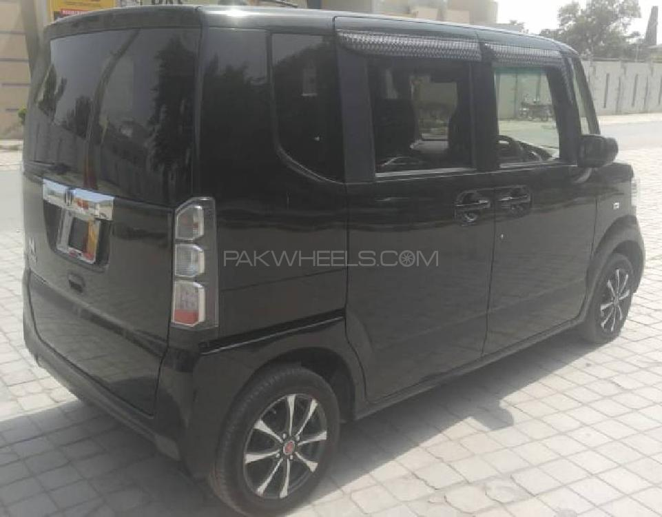 Honda N Box 2 Tone Color Style - G L Package 2014 Image-1