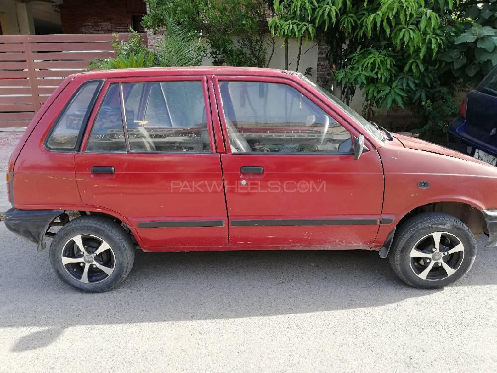 Suzuki Alto 1990 Image-1