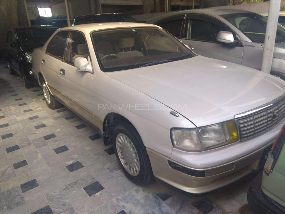 Toyota Crown Royal Saloon 1985 Image-1