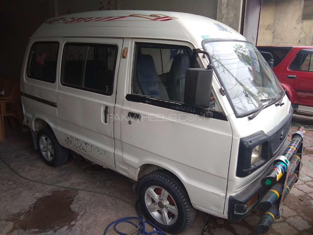 Suzuki Bolan VX 2009 Image-1