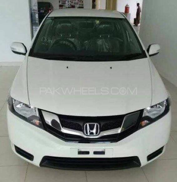Honda City 1.3 i-VTEC Prosmatec 2018 Image-1