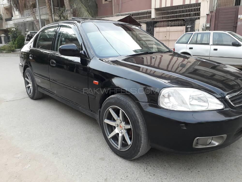 Honda Civic VTi Oriel Automatic 1.6 1999 Image-1