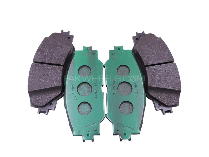 Toyota Corolla 2002-2008 Altis Genuine Front Disk Pads Image-1