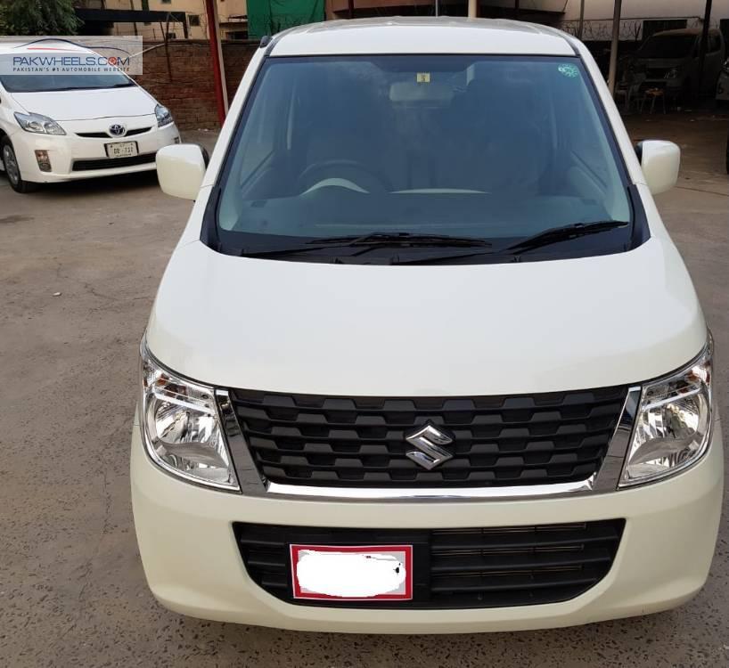 Suzuki Wagon R FX 2015 For Sale In Lahore
