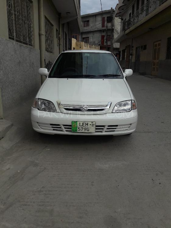 Suzuki Cultus Euro II (CNG) 2007 Image-1
