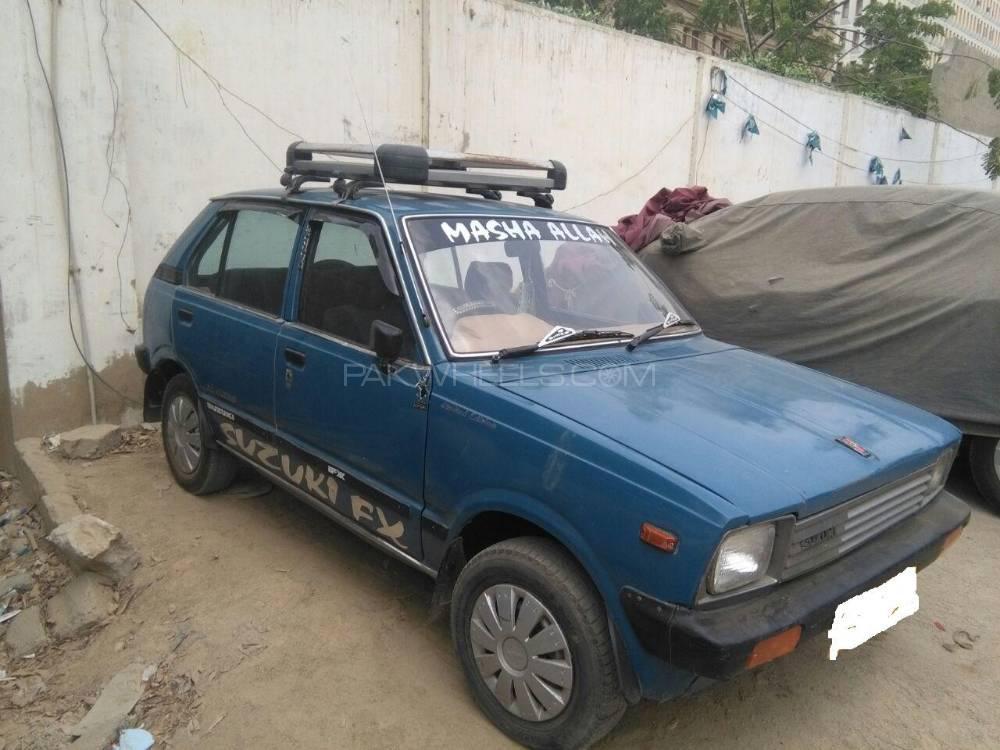 Suzuki FX 1985 Image-1