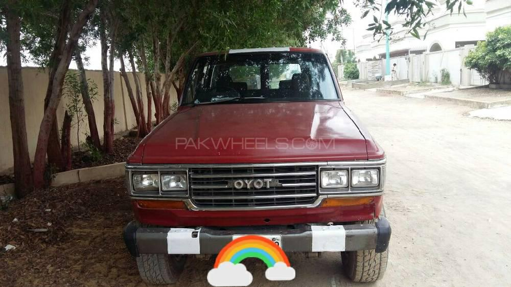 Toyota Land Cruiser 1985 Image-1