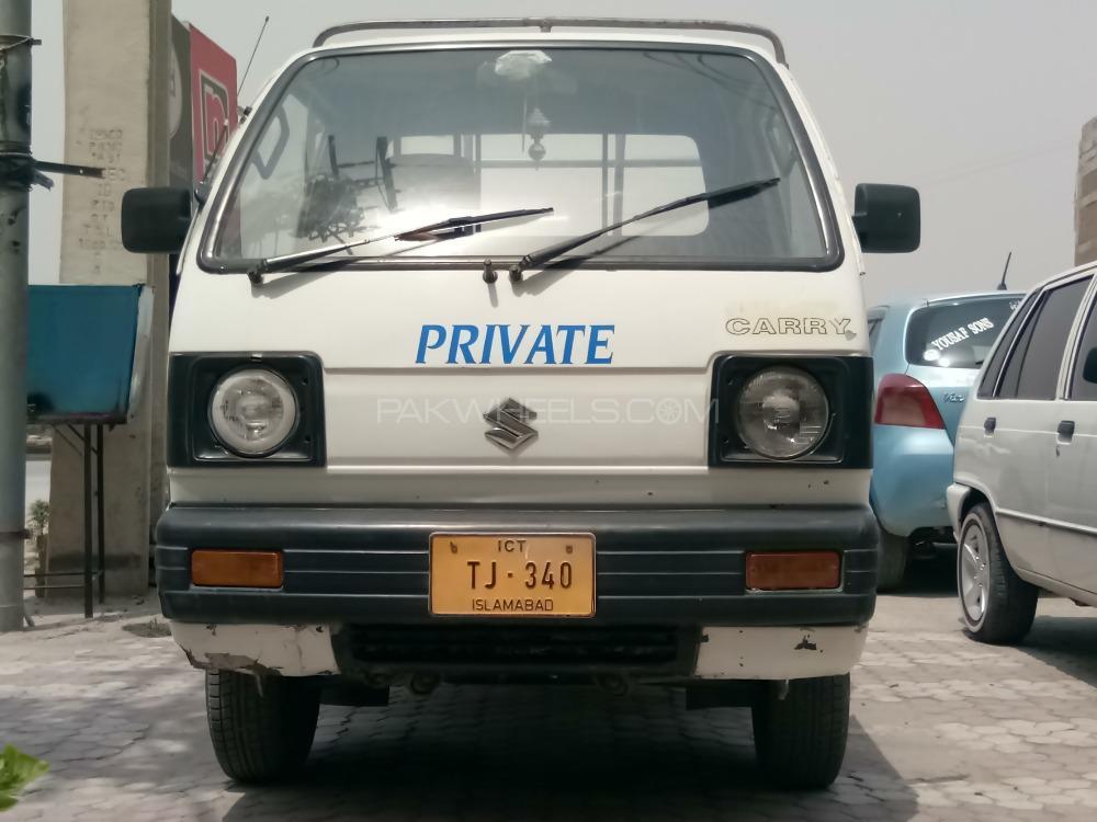 Suzuki Carry 1989 Image-1
