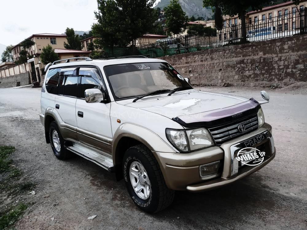 Toyota Prado TZ 3.0D 2000 Image-1