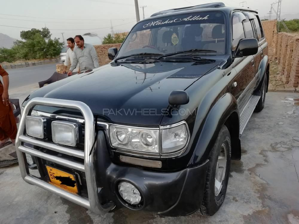 toyota land cruiser vx limited 4 5 1993 for sale in quetta. Black Bedroom Furniture Sets. Home Design Ideas