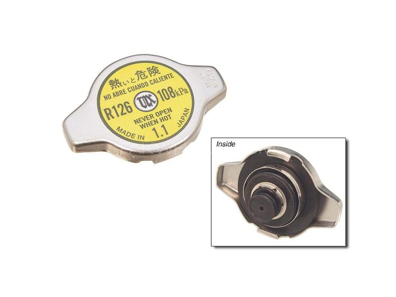 Honda Civic 1992-1995 Japan Radiator Cap Image-1