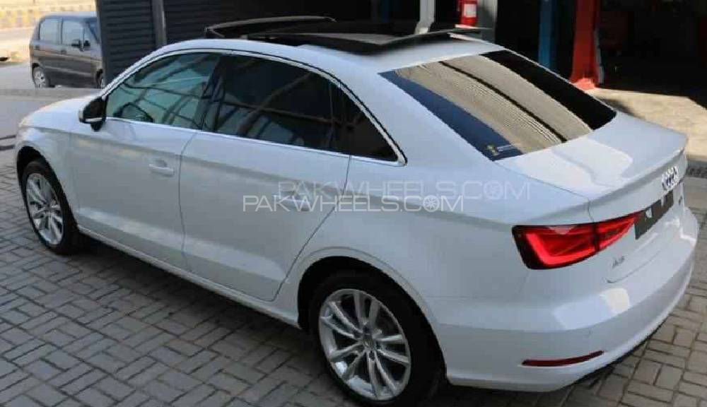 Audi A3 1.2 TFSI Exclusive Line 2018 Image-1