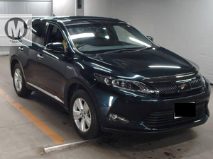 Used Toyota Harrier 2014