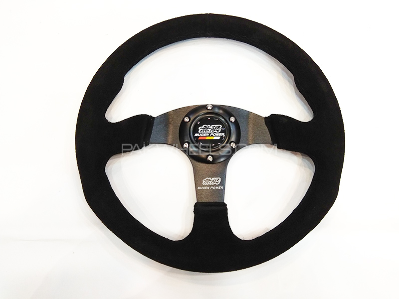 Universal Steering Wheel - Mugen Power Image-1