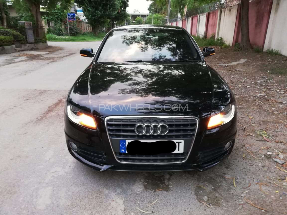 Audi A SLine Competition For Sale In Islamabad PakWheels - Audi a4 s line