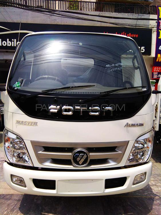 Master Foton M-280 2018 for sale in Lahore | PakWheels