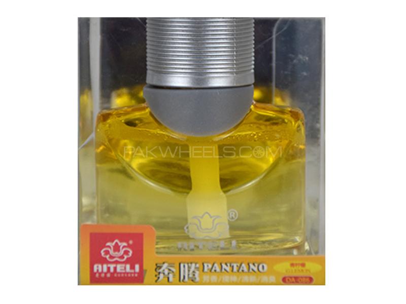 Dashboard Aiteli Pantano - Yellow Image-1