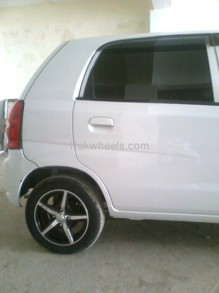 Suzuki Alto VXR 2003 Image-7