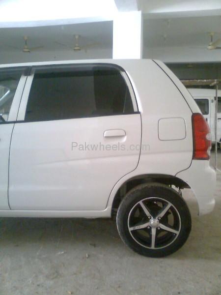 Suzuki Alto VXR 2003 Image-8