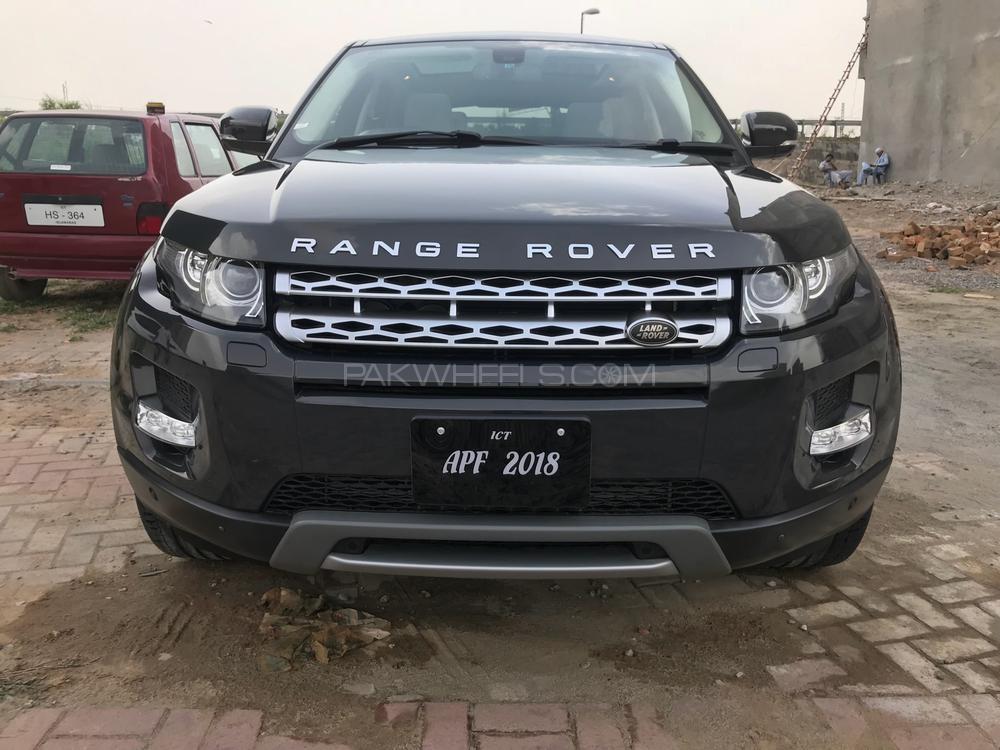 Range Rover Evoque Prestige 2013 Image-1