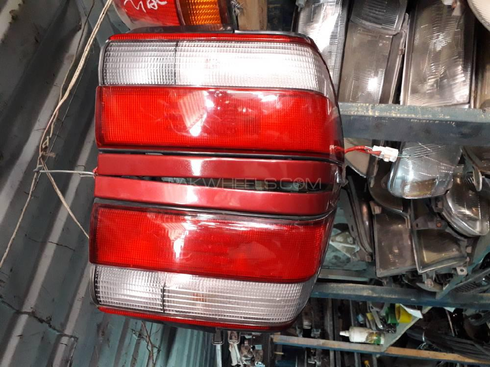 Toyota Corolla 1997 2001 Tail Lights For Image 1