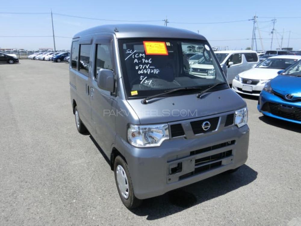 Nissan Clipper E Four Aero Version 2013 Image-1