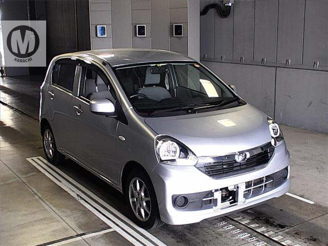 Daihatsu Mira es X  2015 Model 660 cc 49,000 km Silver Colour 4.5 Grade  Complete Auction Sheet Available,  Just Like A Brand New Car.   ===================================   Merchants Automobile Karachi Branch,  We Offer Cars With 100% Original Auction Report Based Cars With Money Back Guarantee.  Recommended Tips To Buy Japanese Vehicle:   1. Always Check Auction Report.  2. Verify Auction Report From Someone Else.  3. Ask For Japan Yard Pics If Possible.   MAY ALLAH CURSE LIARS..