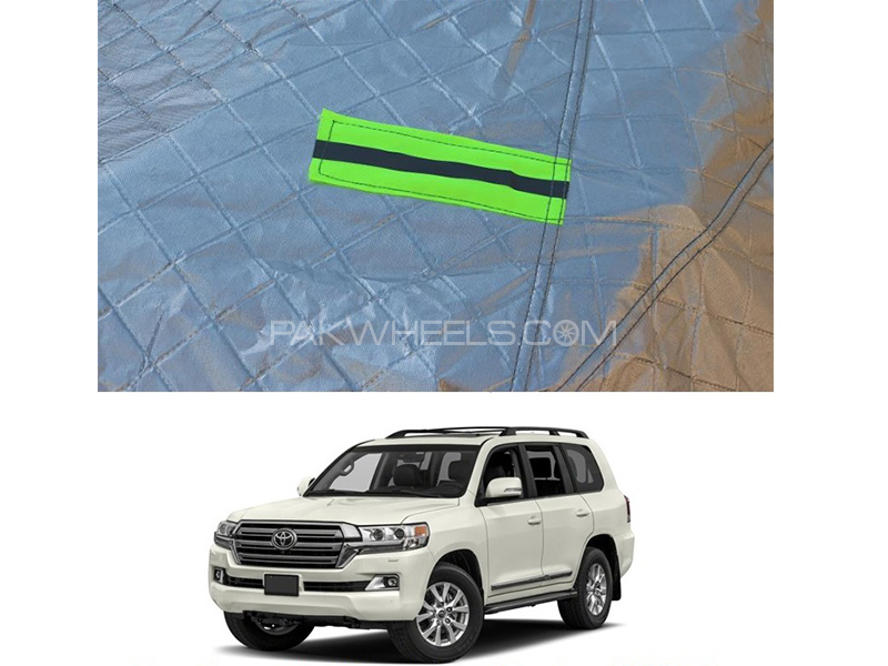 Top Cover For Toyota Land Cruiser 2016-2018 Image-1