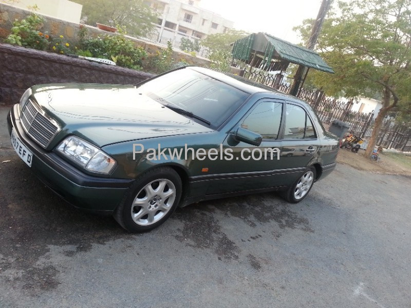 Used mercedes benz c class c220 cdi 1994 car for sale in for 1994 mercedes benz c220