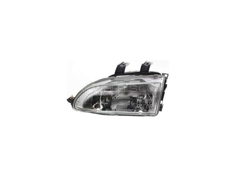 Depo Head Light For Honda Civic 1992-1995 LH Image-1