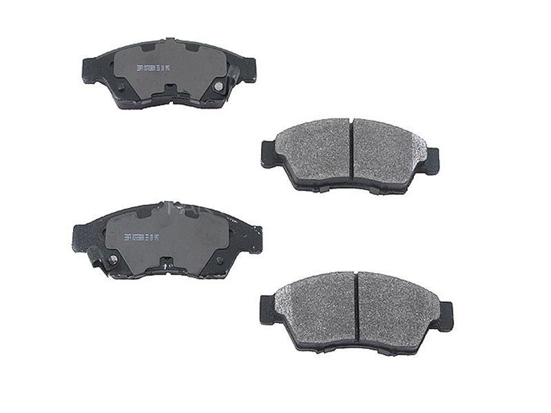 TRW Taiwan Rear Brake Pads For Toyota Corolla 2014-2018 Image-1