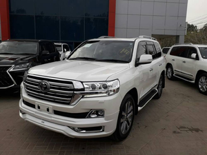 Used Toyota Land Cruiser ZX 2018
