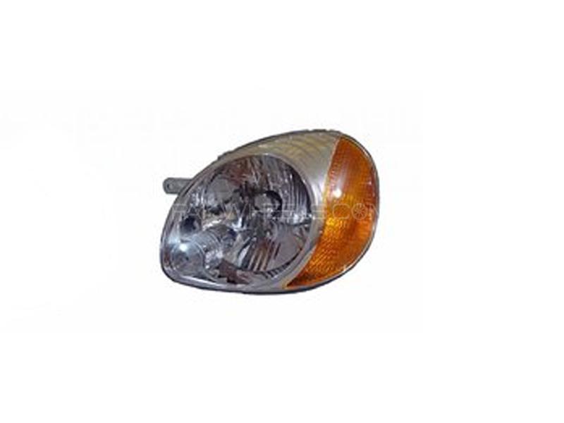 Depo Head Light For Santro Club LH Image-1