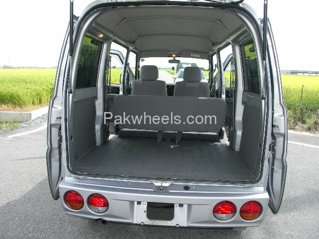 Nissan Clipper AXIS 2009 Image-7