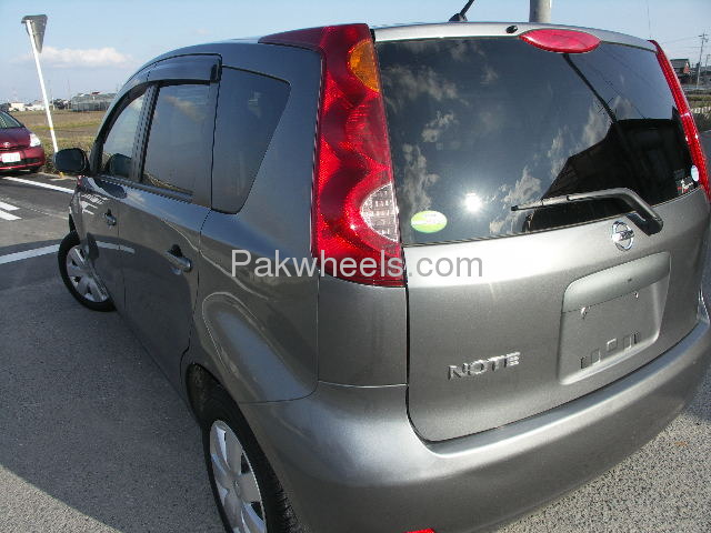 Nissan Note E 2007 Image-2