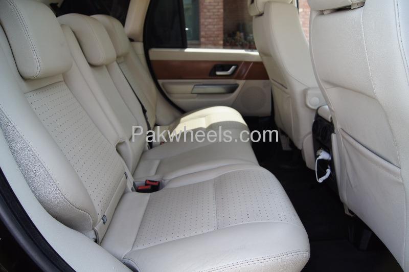 Range Rover Sport Supercharged 4.2 V8 2006 Image-4