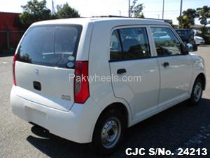 Suzuki Alto X 2008 Image-2