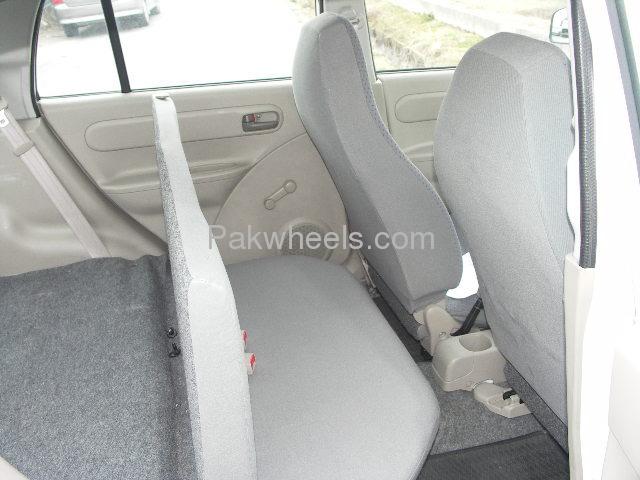Suzuki Alto X 2008 Image-4