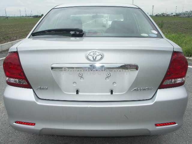Toyota Allion A18 2006 Image-4