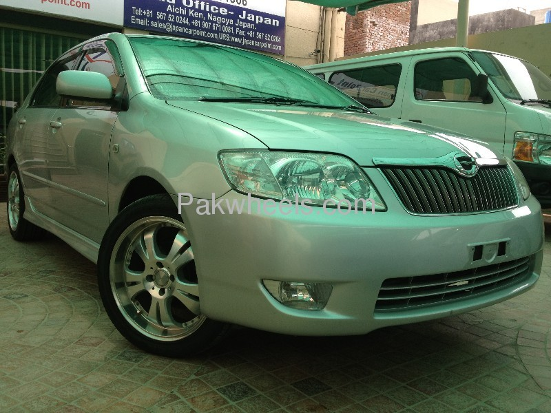 Toyota Corolla Luxel Premium Edition 2006 Image-2