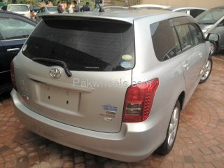 Toyota Corolla Fielder X Special Edition 2007 Image-5
