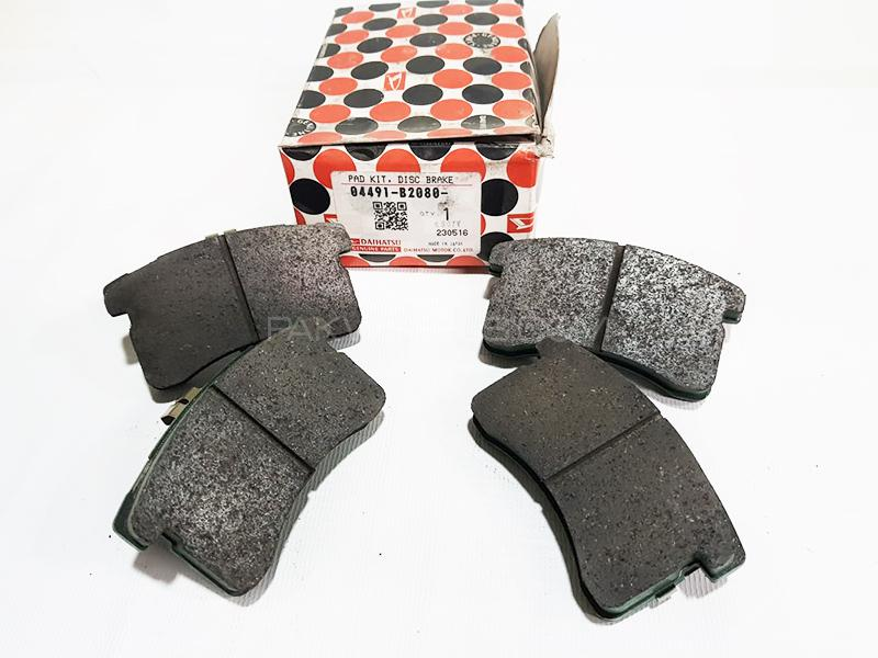 Daihatsu Genuine Brake Pad Set Front For Daihatsu Coure  in Karachi