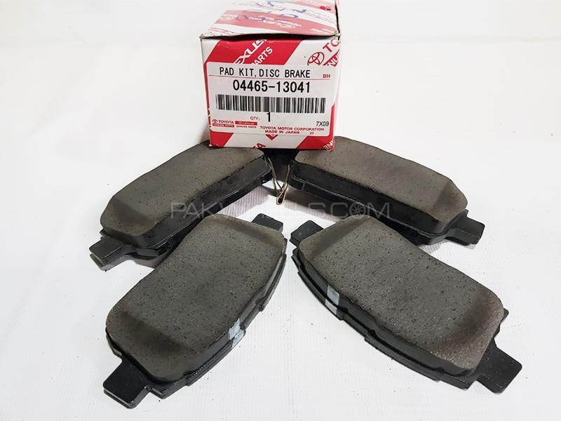 Toyota Genuine Brake Pad Set Front For Toyota Corolla 2003-2008 in Karachi