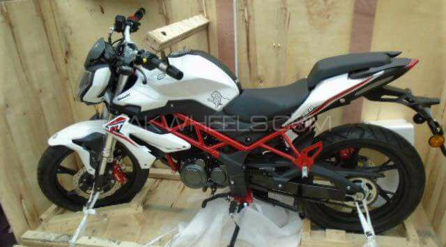 Used Benelli TNT 150 2018 Bike For Sale In Islamabad