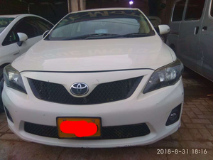 Toyota Corolla Gli 2013 For Sale In Pakistan Pakwheels